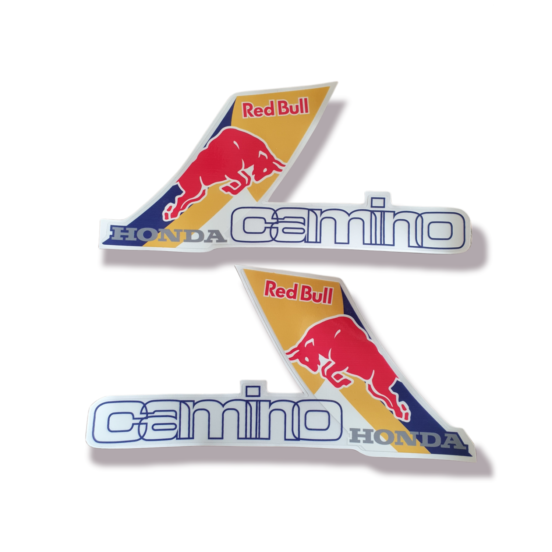 PA50 Set Red Bull Blue