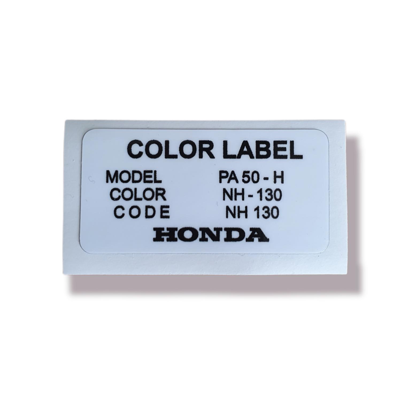 Color Label NH 130 Sport Grey