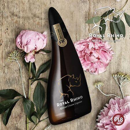 The Royal Rhino African Cream Liqueur