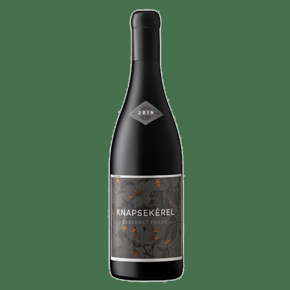 Thistle & Weed Knapsekerel Cabernet Franc