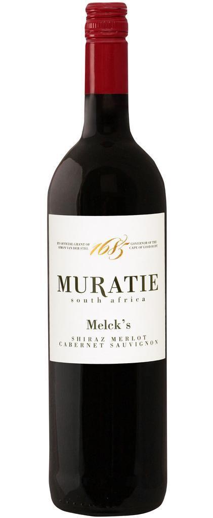Muratie Melck's Red 2016
