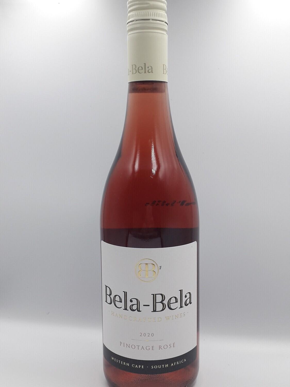 Bela-Bela Pinotage Rosé