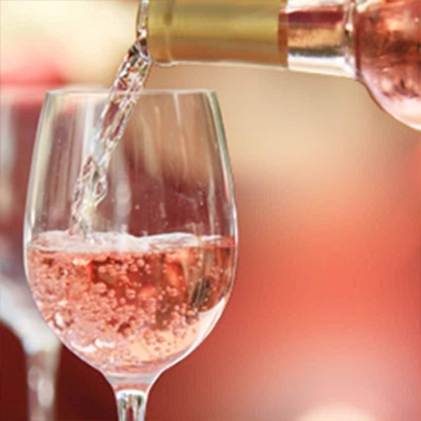 Proefpakket New Rose wine