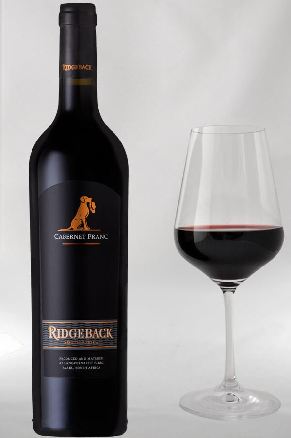 Ridgeback Cabernet Franc 2017