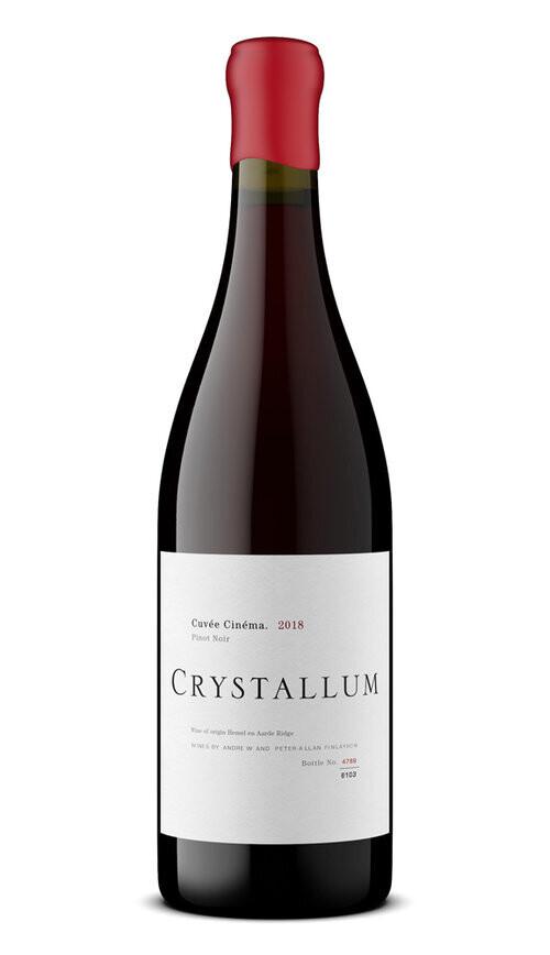 Crystallum Cuvee Cinema Pinot Noir 2019