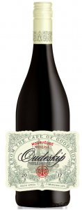 Oude skip Mourvedre