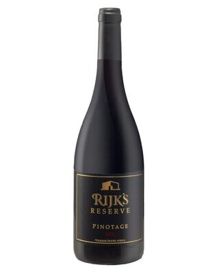 Rijk's Pinotage Reserve 2015