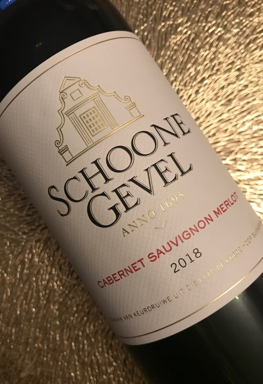 Schoone Gevel Cabernet Merlot