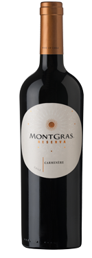 Montgras Carmenere Reserva