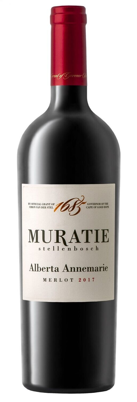 Muratie Alberta Annemarie Merlot 2016