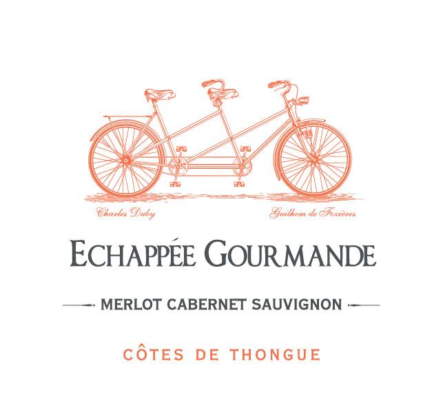 Echappée Gourmande Merlot Cabernet Sauvignon