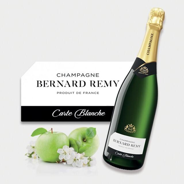 Champagne Bernard Remy Carte Blanche MAGNUM