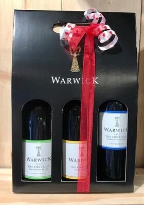 Warwick The First Lady 3 flessen