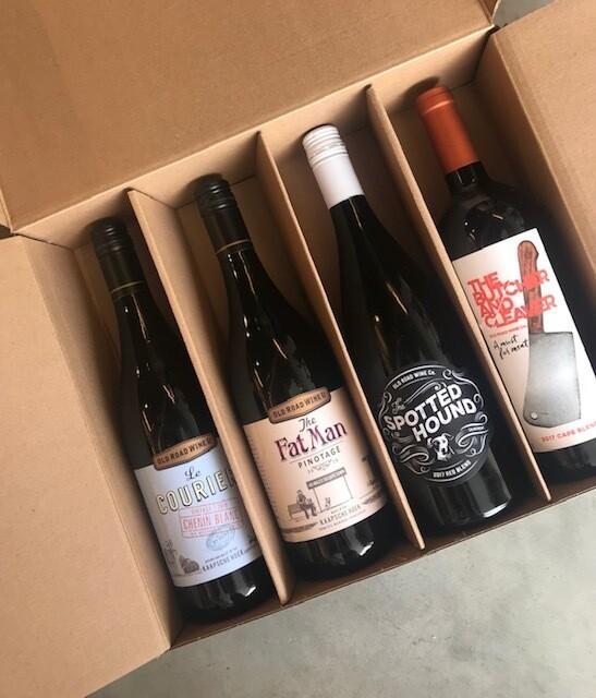 Old Road Wine - Geschenkdoos