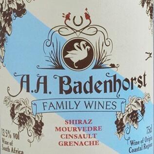 Badenhorst  Family Wines Red Blend 2017