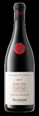 Bellingham wines Bush Vine Pinotage