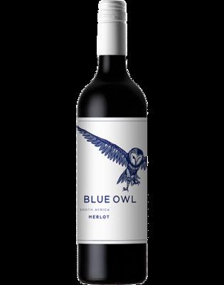 Allée Bleue Blue Owl Merlot 2017