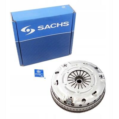 Комплект сцепления Smart Fortwo 450 (SACHS 3089 006 033)