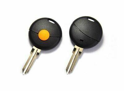 Ключ с чипом на одну кнопку Smart Fortwo 450