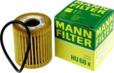 Масляный фильтр Smart Fortwo 450 (MANN)