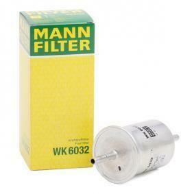 Топливный фильтр Smart Fotwo 450 (MANN)