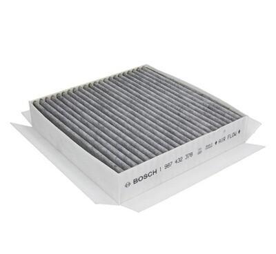 Угольный фильтр салона Smart Fotwo 450 (BOSCH)
