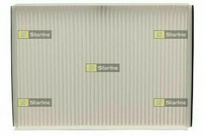 Фильтр салона Smart Fotwo 450 (STARLINE)