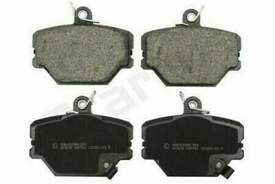 Передние тормозные колодки Smart Fortwo 450