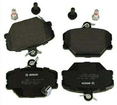 Передние тормозные колодки Smart Fortwo 451 (BOSCH)