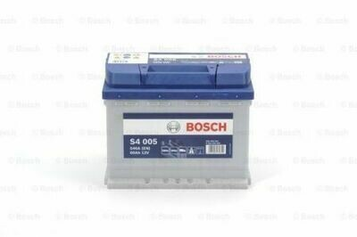 Аккумулятор Smart Fortwo 451 BOSCH