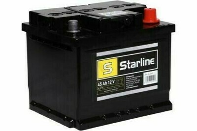 Аккумулятор STARLINE Smart Fortwo 451