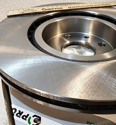 Передние тормозные диски Smart Fortwo 450 (Profit)