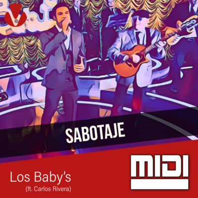 Sabotaje (ft. Carlos Rivera)