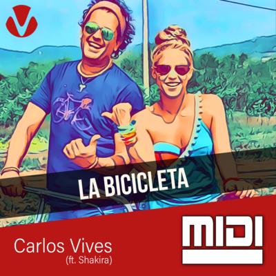 La Bicicleta (ft. Shakira)