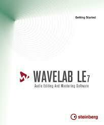 WaveLab LE 7