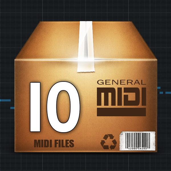 10-Pack MIDI Files