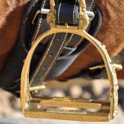Simple Baroque Stirrups