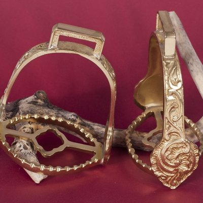 Baroque Stirrups