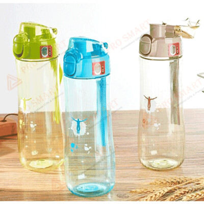 Water Bottle with Cup Lid
