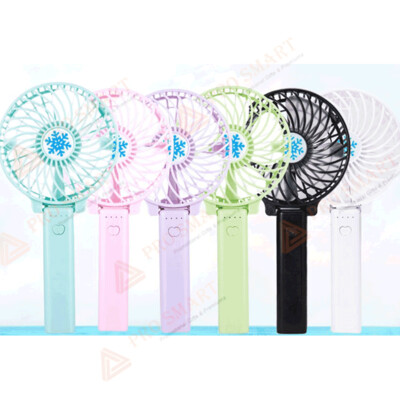 Electric Handy Rechargeable Fan