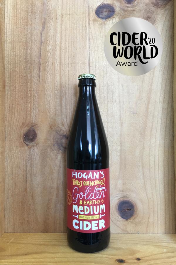 Hogans Cider Medium Cider