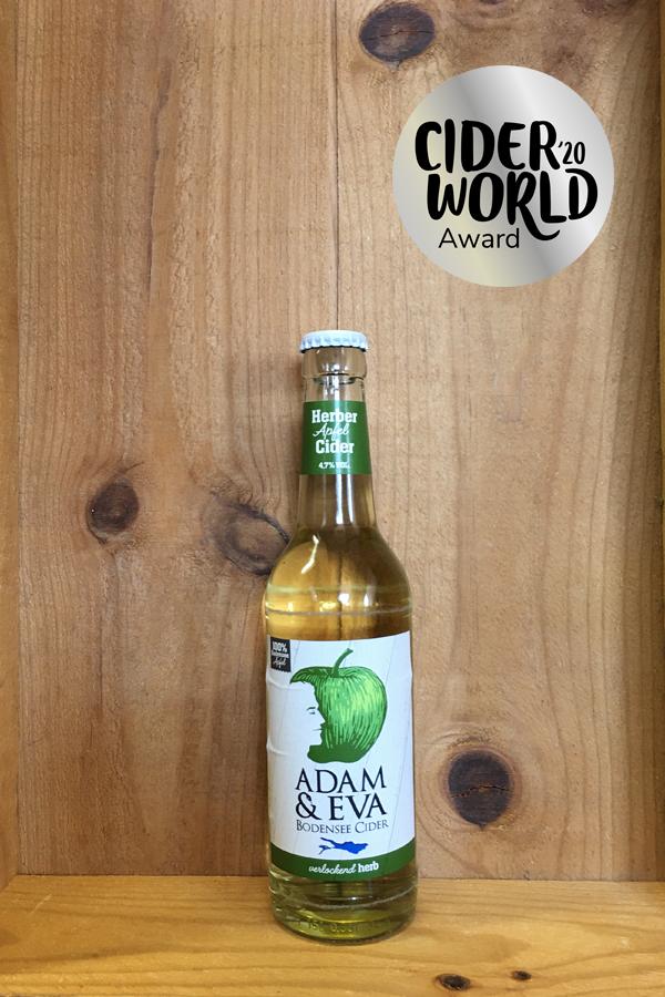 Adam & Eva Bodensee Cider Adam