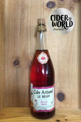 Cidre Le Brun Rosé
