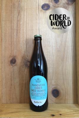 Balholm Handverk Cider Med Humle