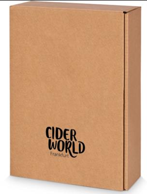 CiderWorld 3er Präsentkarton