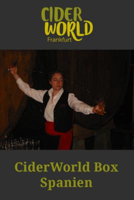 CiderWorld Box Spanien