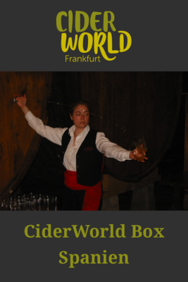 CiderWorld Box Spanien