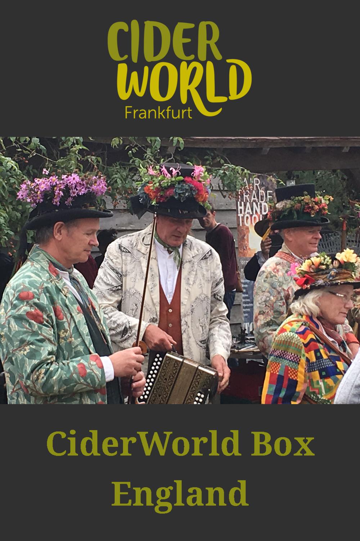 CiderWorld Box England