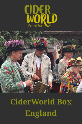 CiderWorld Box England