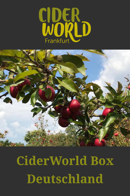 CiderWorld Box Deutschland